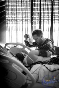 Hospital induction birth