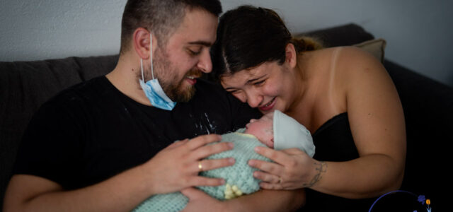 Healing after a traumatic premature birth
